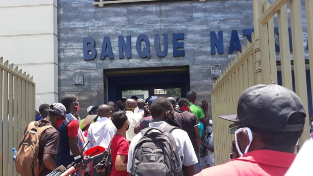 12 days After Haiti Declared a National Emergency, few people are wearing masks and following social distance measures