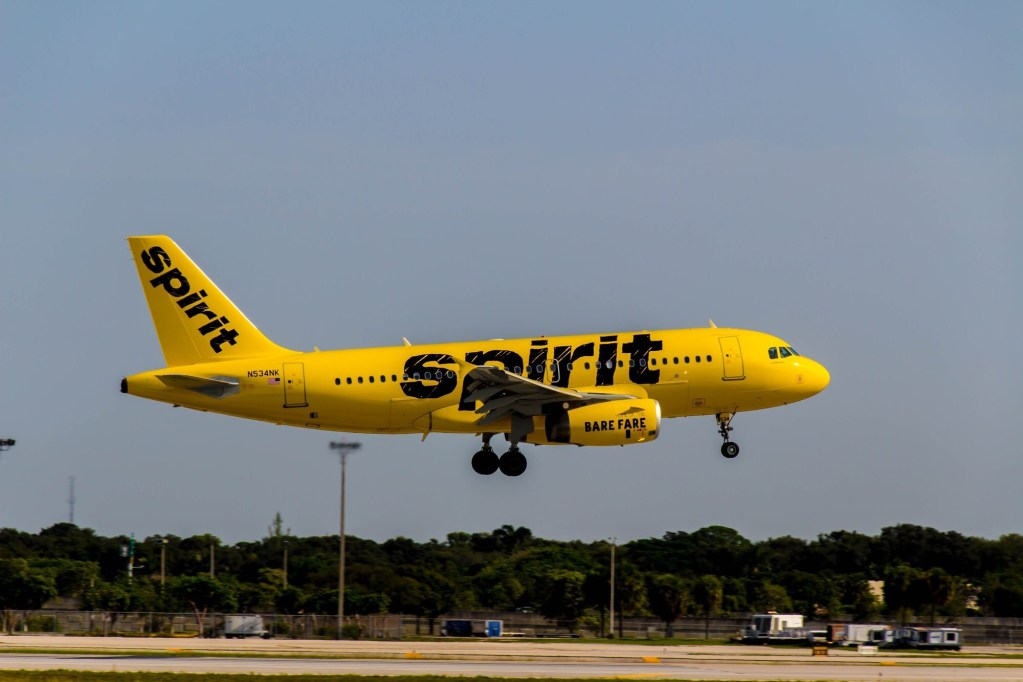Spirit Airlines announces comeback: 47 FLL flights planned by July as demand increases, including Haiti
