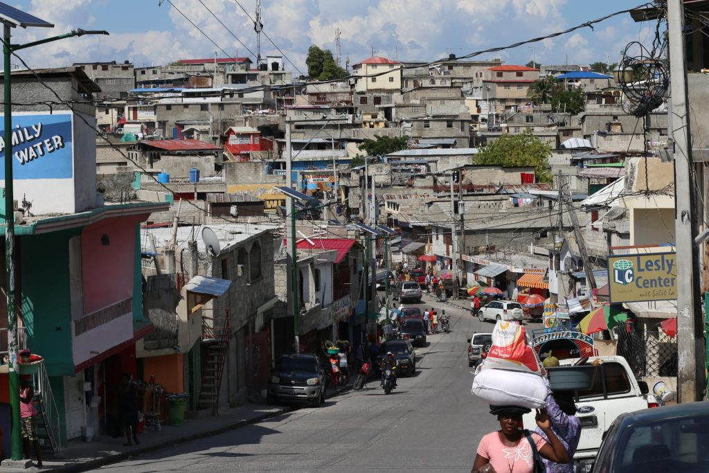 Who and what defines a Haitian National?