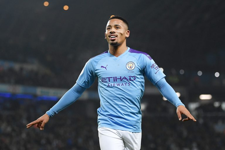 Man City Striker Gabriel Jesus' Agent Has Been In Contact With Inter Over Possible Move