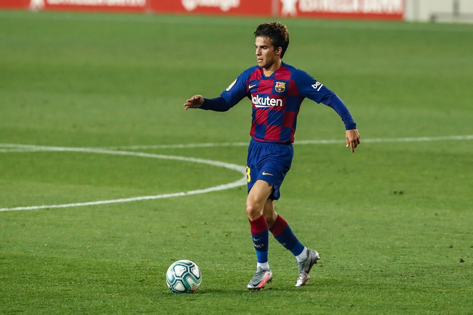 Riqui Puig is the perfect replacement for Arthur at Barcelona