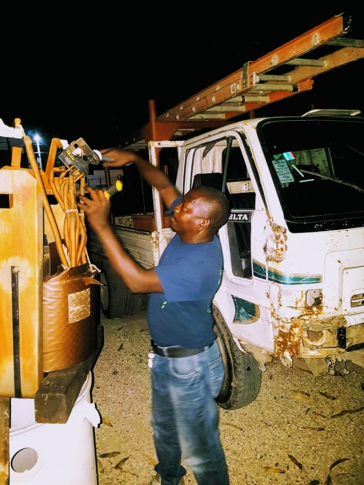 Cap-Haitien Residents Take Frustration out on E.D.H. Workers