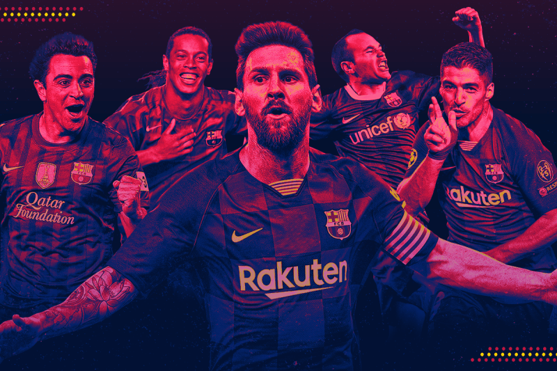 Ranking Lionel Messi's 10 Best Team-Mates on Their Connection on the Pitch