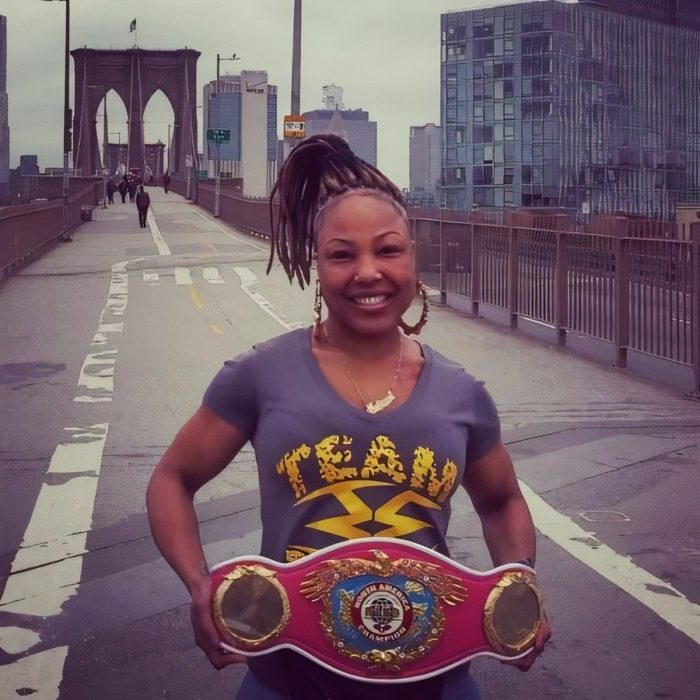 Haitian American Boxer Melissa St. Vil's Road To The Ring