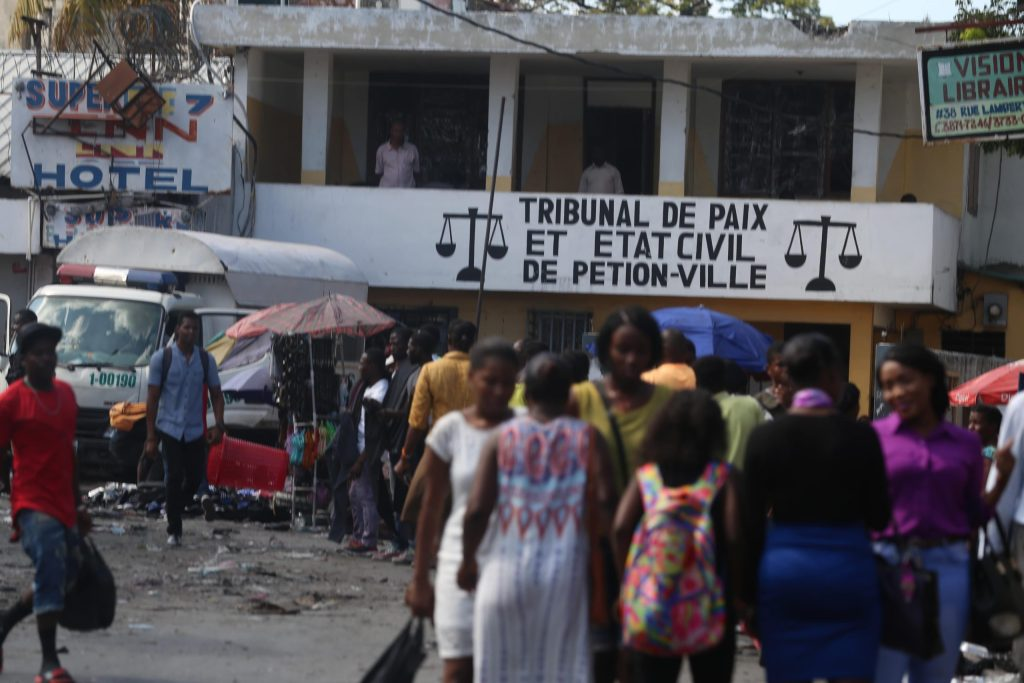 Haiti's Gangs unite, political actors talk of unity