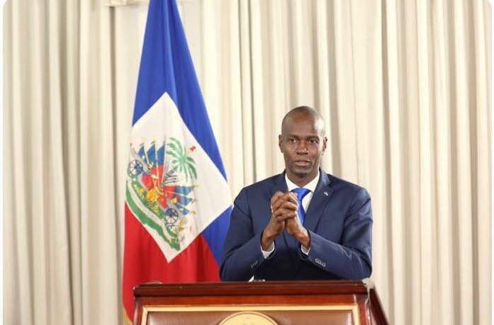 Haiti: Senator Gracia Delva No longer supports President Moise