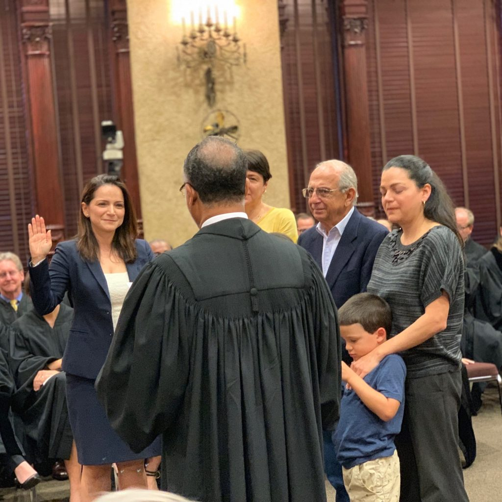 A Haitian-American Judge With Infinite Love For Serving: Lody Jean's Story