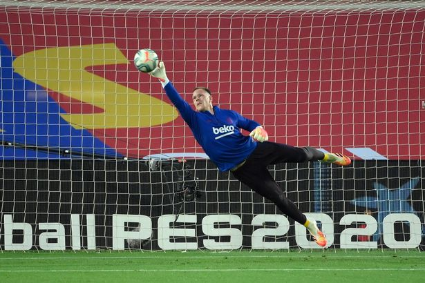 Chelsea 'make offer' to Barcelona's Marc-Andre ter Stegen in search for Kepa replacement