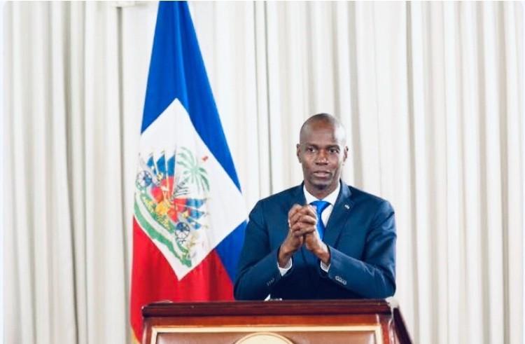 Jovenel Moïse: Haiti's weak strongman