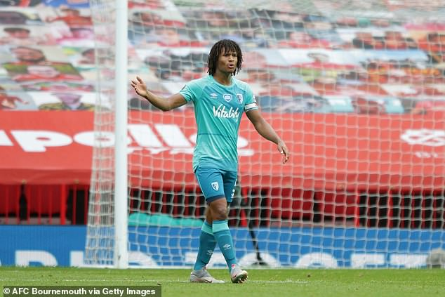 Manchester City have £41m bid ACCEPTED for Bournemouth's Nathan Ake