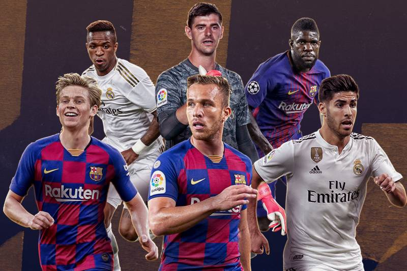 Ranking Real Madrid's and Barcelona's Best Signings Since the 2015 Summer Window