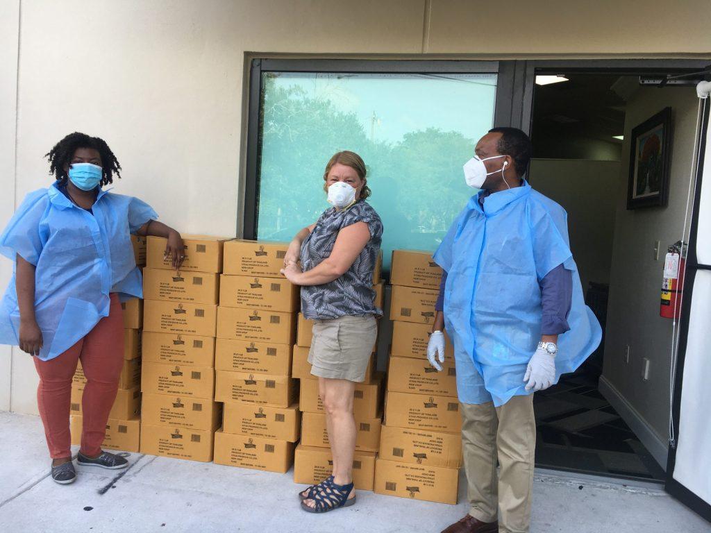 COVID-19 surges in Miami, heartbeat of Florida's Haitian community