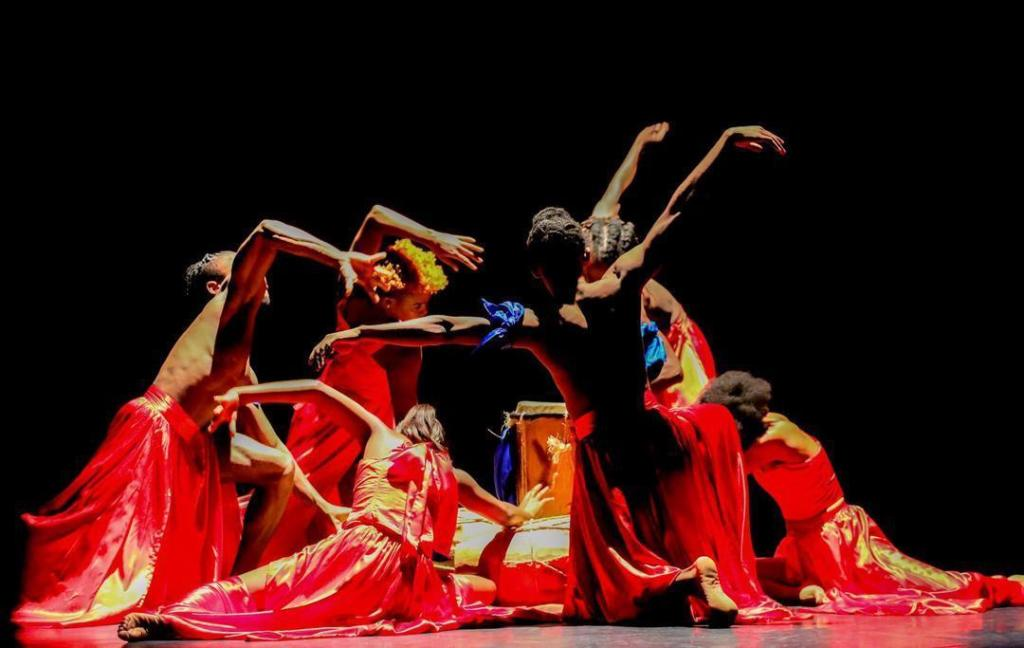Jean-René Delsoin's passion of dance exposes Haiti's Rich Culture