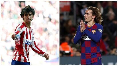 Bartomeu proposed a Griezmann-Joao Felix swap to Atletico Madrid