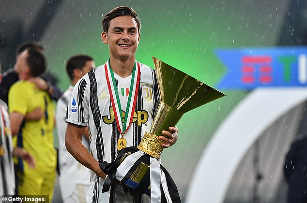 Real Madrid  'move for Juventus superstar Paulo Dybala in player-plus-cash deal worth £90m'