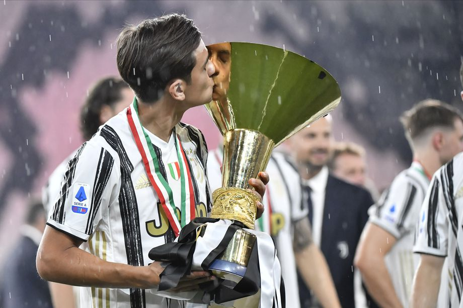 Paulo Dybala is Serie A Player of the Season