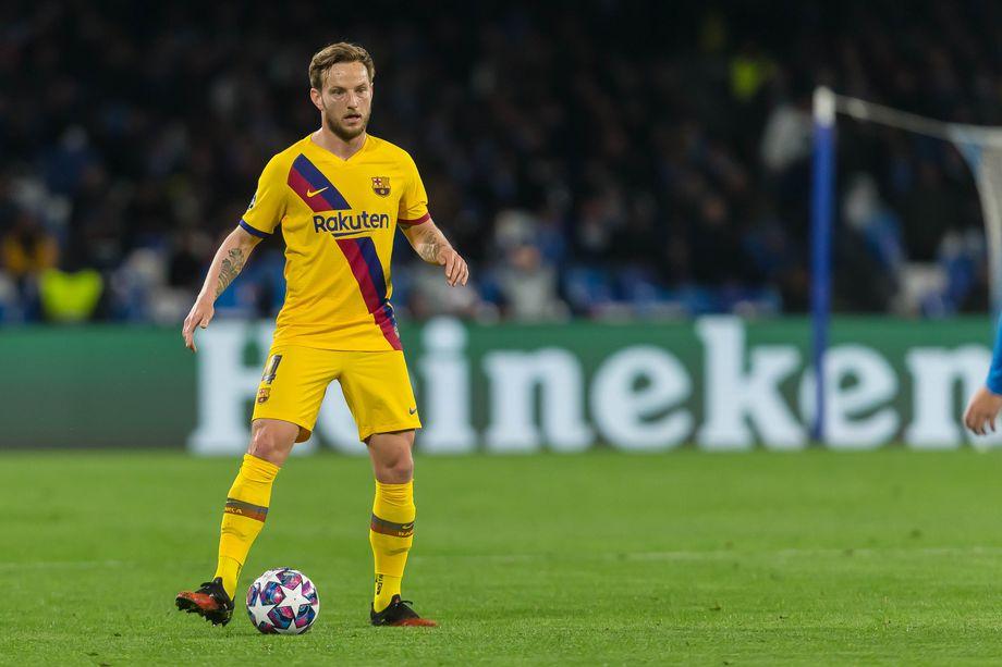 Mikel Arteta tells Ivan Rakitic to leave Barcelona for Arsenal – report