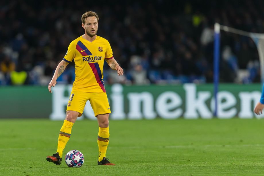 Mikel Arteta tells Ivan Rakitic to leave Barcelona for Arsenal – report