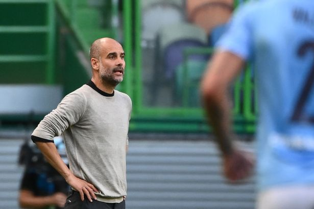 Man City stars losing trust in Pep Guardiola and question decisions after Lyon defeat