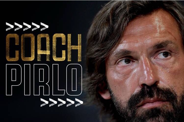 Andrea Pirlo is the new coach of the First Team