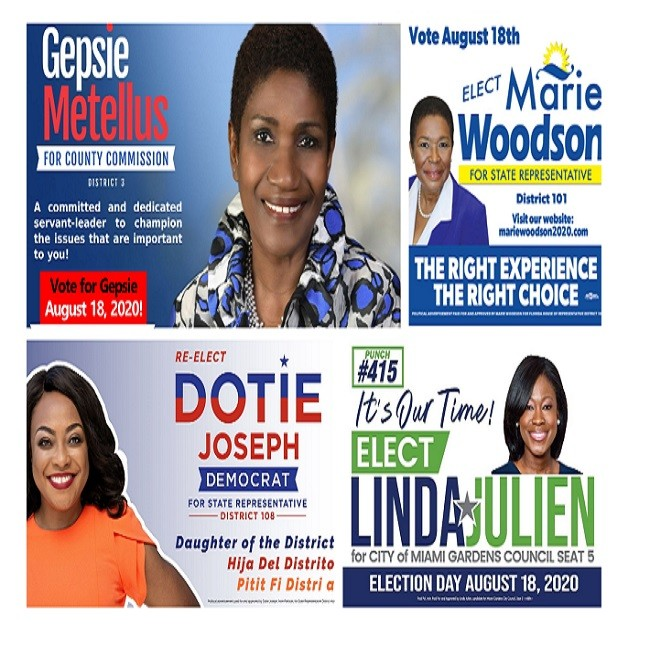 Florida Primaries: Marie Woodson Advances To General Election