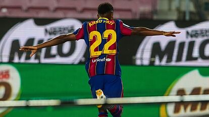 Ansu Fati: The heir to Messi's throne at Barcelona