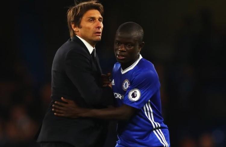 Chelsea slap eye-watering £80m price tag on N'Golo Kante amid Antonio Conte interest