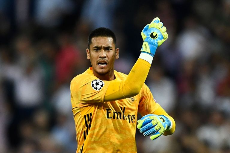 PSG Goalkeeper Areola Offered to Arsenal