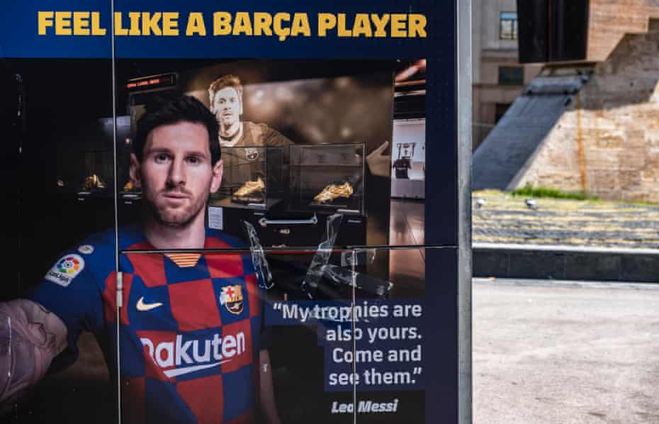 For Lionel Messi and Barcelona things will never be the same again |