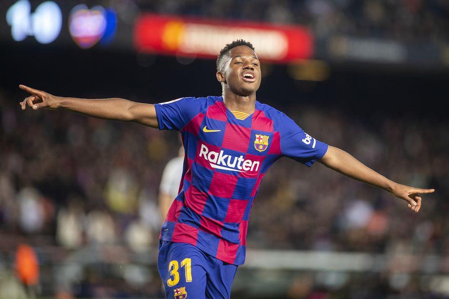 Ansu Fati or Memphis Depay for Barcelona?