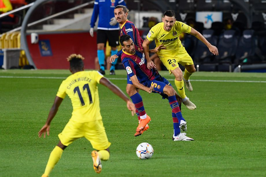 Talking points from Barcelona's 4-0 win over Villarreal