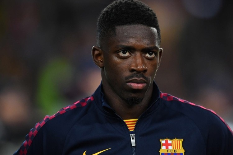 Ousmane Dembele: Manchester United in talks with Barcelona over loan deal