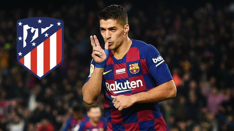 Barcelona legend Suarez joins Atletico Madrid in €6 million transfer