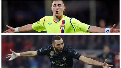 Benzema's 17th season at Europe's top table