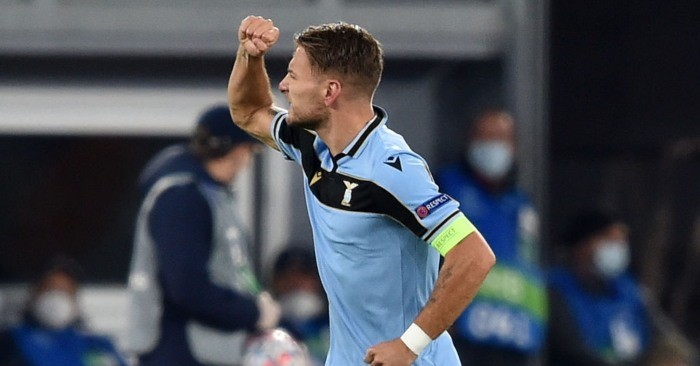 Early winner: Ciro Immobile, the anonymous goal machine