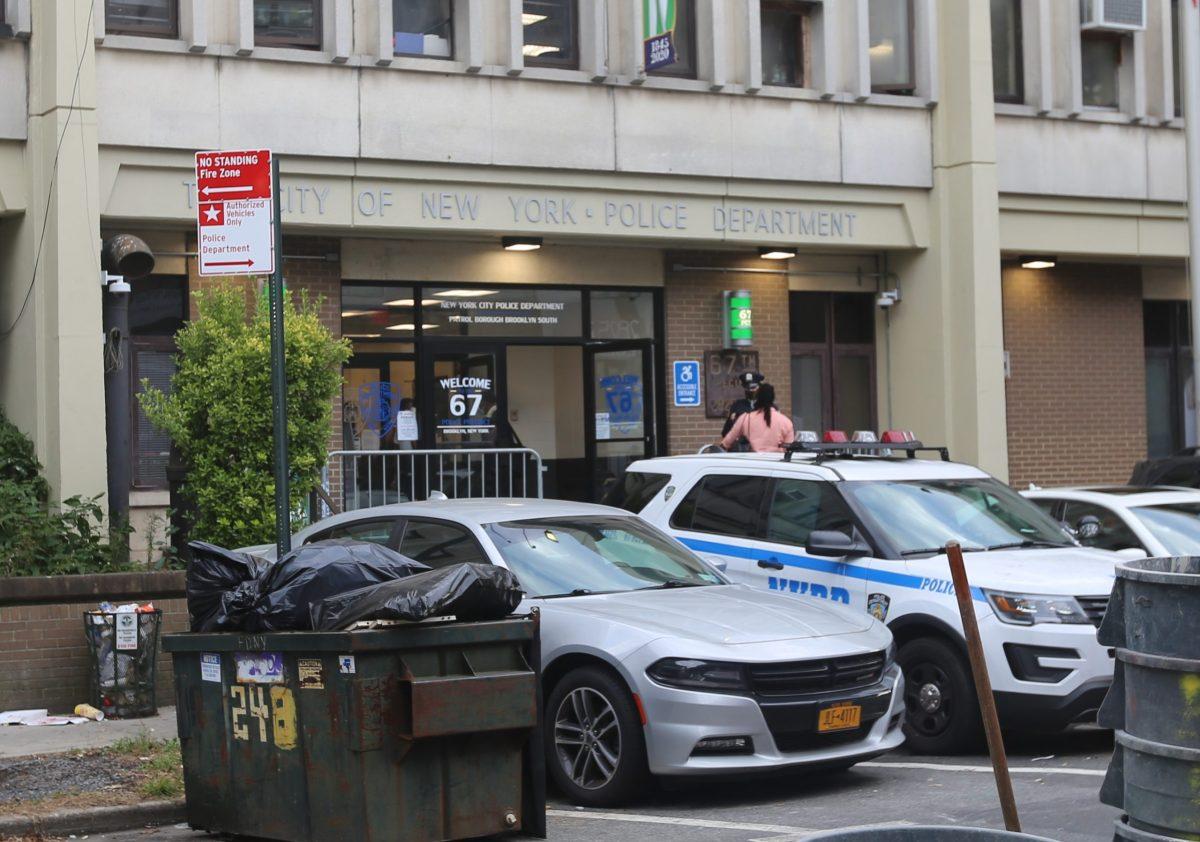 67th precinct