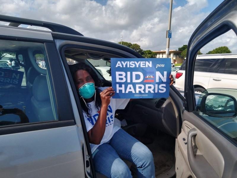 haitians for biden