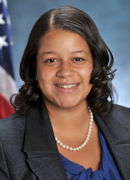 NYS Assemblymember Michaelle C. Solages, a former librarian, now puts laws on the books