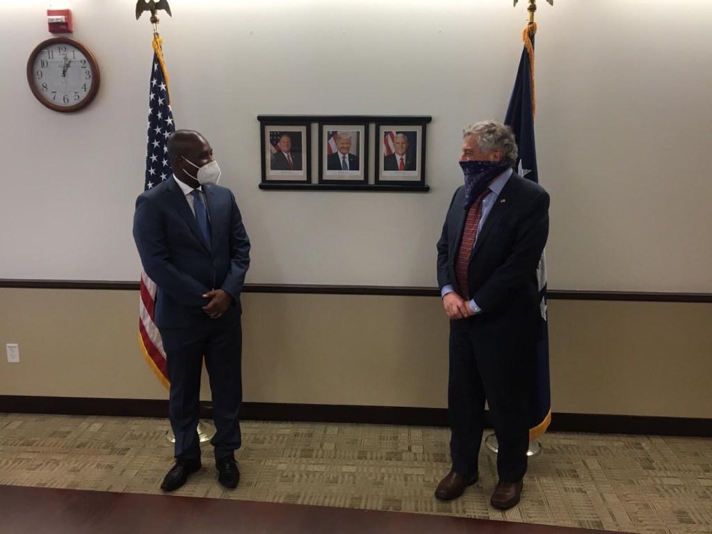 U.S. calls on Haiti to restore Parliament