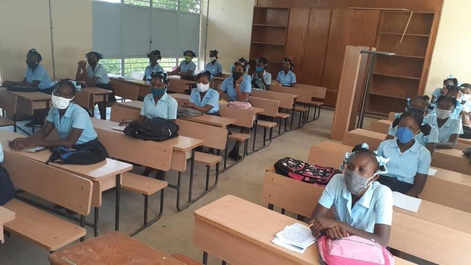 High schoolers state exams continue