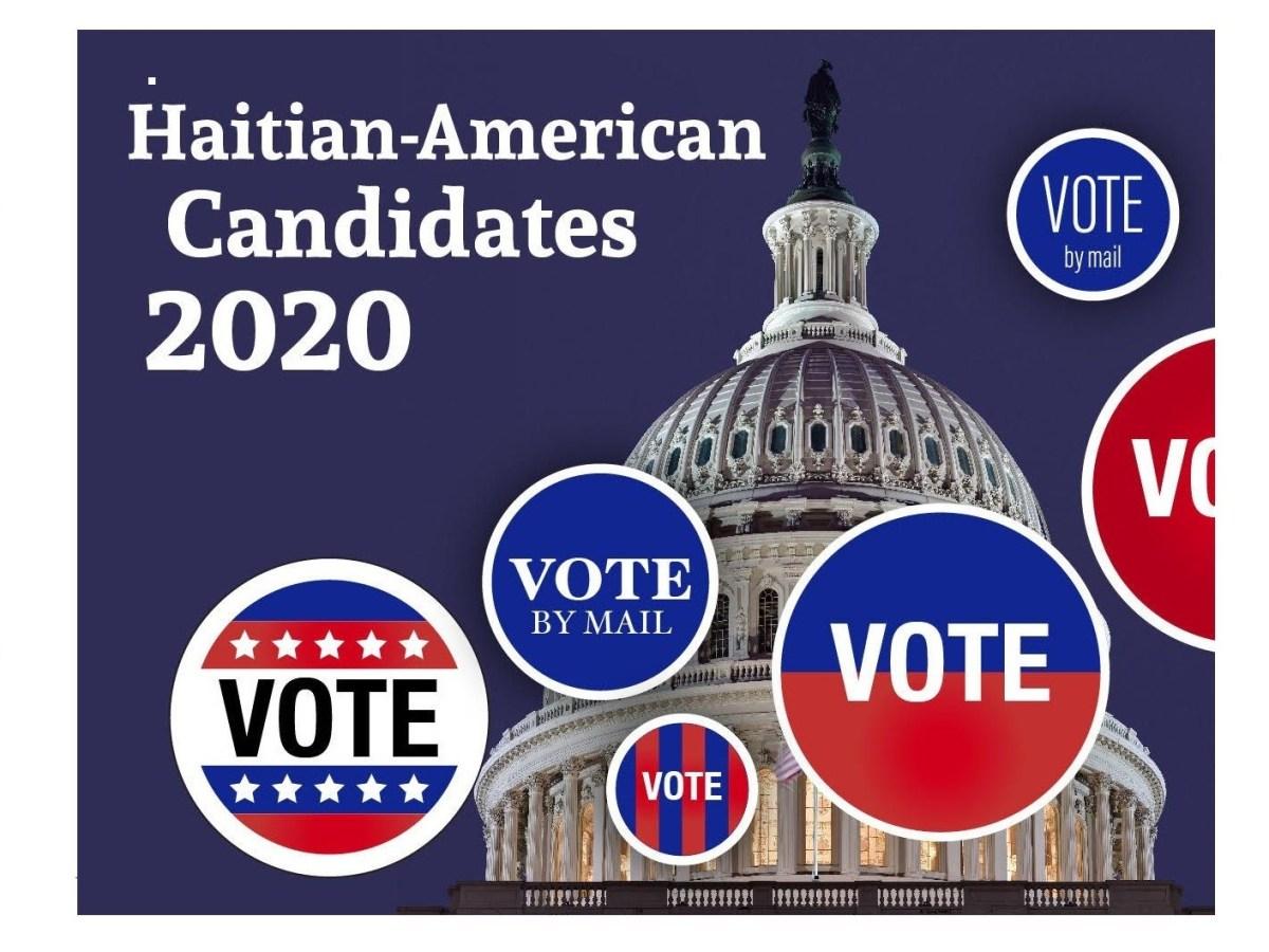 Haitian-American politicians, 2020 elections