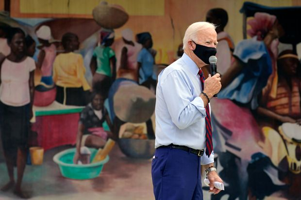Joe Biden Little Haiti