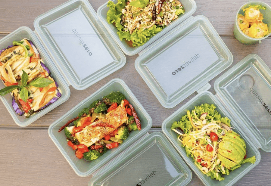 Guilt-free Takeout and Your Halloween Planner By Epicenter-NYC