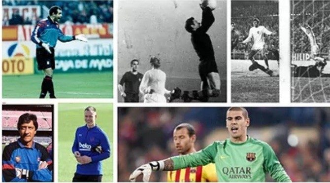 Ter Stegen the latest in long line of iconic Barcelona goalkeepers