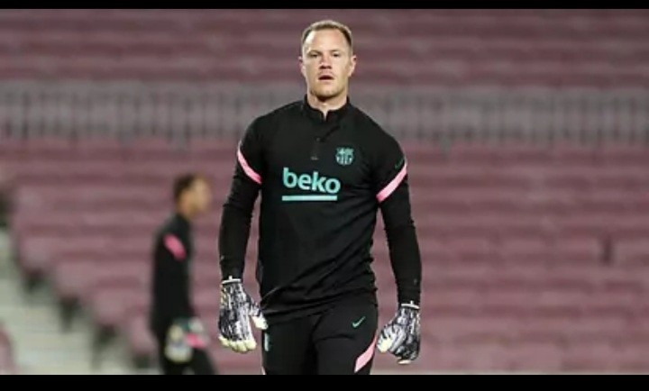 Ter Stegen: Barcelona's eternal saviour