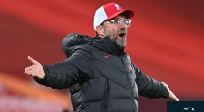 A deserved defeat' – Klopp concedes Liverpool were second best against Atalanta.
