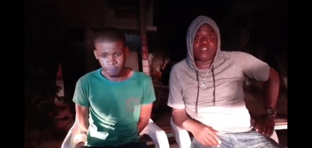 Gang captures boyfriend of murdered student, hands him over to police