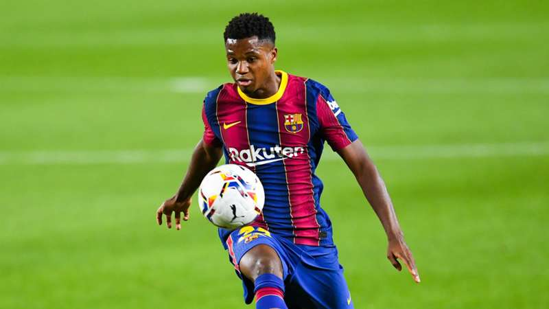 Fati to undergo surgery on knee injury, Barcelona confirm