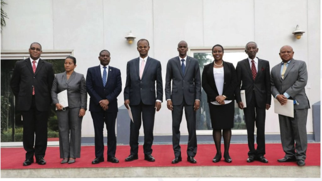 President Moïse appoints advisory committee for new constitution