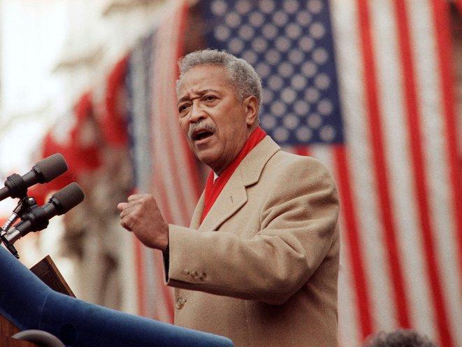 David Dinkins, First Black NYC Mayor